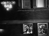 Dom Polski, East Side Community Center, from Photo Essay Regarding Polish American Community