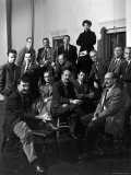 Group Portrait of American Abstract Expressionists,