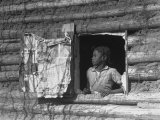 Poverty of Rural South Recorded for the Historical Section of the Resettlement Administration