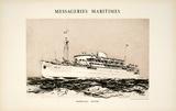 Mess Maritimes - Marechal Joffre