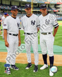 Mariano Rivera, Derek Jeter, and Alex Rodriguez 2008 MLB All-Star Game