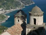 Buy View of the Amalfi Coastline from Villa Rufolo, Ravello, Campania, Italy at AllPosters.com