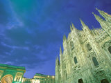 Buy The Duomo, Lombardia, Milan, Italy at AllPosters.com