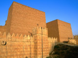 Walls and Gates of the Ancient City of Nineveh, Now Mosul (Al Mawsil), Al Mawsil, Ninawa, Iraq
