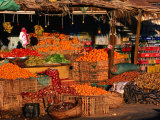 Vegetable and Fruit Stand, Sharm El-Sheikh, Egypt
