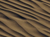 Close-up of a Sparkling Sand Dune