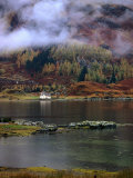 Clouds Over Loch Duich, Dornie, United Kingdom