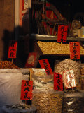 Chinese Medicine and Herbs for Sale in Sheung Wan, Hong Kong