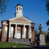 London County Courthouse, Leesburg, Virginia, USA