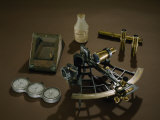 Tools of the Trade for an Arctic Explorer in 1909 are in the Peary Collection