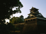 The Kumamoto Castle was the Site of Japans Last Civil War, it is Also Known as the Ginkgo Castle