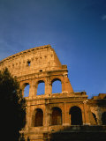 Buy The Colosseum Lit by the Late Day Sun at AllPosters.com