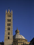 Buy The Siena Cathedral at Sunset with Its Romanesque Companile, Siena, Tuscany, Italy at AllPosters.com
