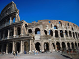 The Colosseum in Rome - Italy