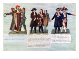 The Invention of the Red Hat, March 1792, Manuel, Petion, Chaumette and Its Leaders, Mr Bailli