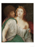 Portrait of Tarquin and Lucretia