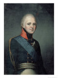 Portrait of Emperor Alexander I