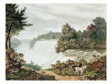 Niagara Falls, from Goat Island