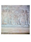 Relief Depicting Archers, from the Palace of Sargon II at Khorsabad, Iraq