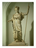 Roman Replica of the Athena Farnese