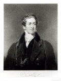 Portrait of Sir Robert Peel Giclee Print