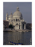 Church of Santa Maria Della Salute at the Entrance of the Grand Canal, 1631-81