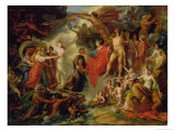 The Triumph of Civilization, c.1794-98 Giclee Print