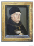 The Matheron Diptych: Portrait of Rene I