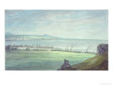 Leith, with Kirkaldy on the Coast of Fifeshire Giclee Print