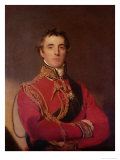 Portrait of Arthur Wellesley Giclee Print