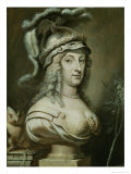 Allegorical Portrait of Queen Christina of Sweden