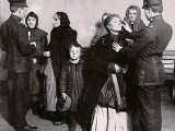 Newly Arrived Immigrants Undergoing Medical Examination on Ellis Island, New York, c.1910