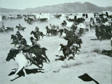 Oklahoma Land Rush of 1893