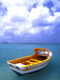Close-up of Fishing Boat, Aruba