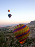 Balloon Ride over Cappadocia, Turkey