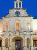 Buy Details of Palazzo Vescovile, Baroque Piazza del Duomo, Lecce, Puglia, Italy at AllPosters.com