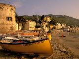 Buy Fishing Boats, Riviera Di Ponente, Laigueglia, Liguria, Portofino, Italy at AllPosters.com