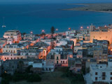 Buy Resort Town View, San Vito Lo Capo, Sicily, Italy at AllPosters.com