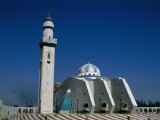 Saddam Mosque at the Ancient Site of Ali Ibn Talib Mosque, Al Basrah, Iraq