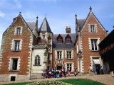 Le Clos-Luce, Where Leonardo Da Vinci Once Lived, in the Loire Valley, Amboise, France
