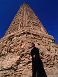 12th Century Minaret-E-Jam, the World's Second Tallest Minaret, Afghanistan