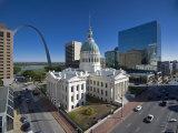 USA, Missouri, St. Louis, Old Courthouse
