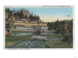 Evergreen, CO - Troutdale Hotel, Bear Creek Canyon