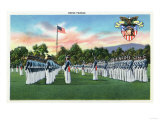 West Point, New York - Military Academy Dress Parade No. 2