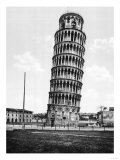 The Leaning Tower of Pisa Photograph - Pisa, Italy