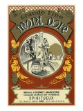 Mont Dore Wine Label - Europe