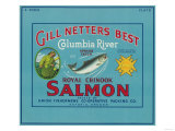 Astoria, Oregon - Gill Netters Best