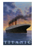 Titanic Scene - White Star Line