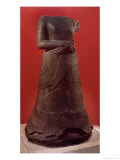Statue of Napirasu, Wife of the Elamite King Untash-Napirisha, c.1340-1300 BC