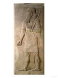 Relief of an Assyrian Warrior, from the Palace of Sargon II at Khorsabad, Iraq